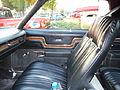1973 White Pontiac GTO; Front Seat.JPG