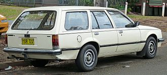 Holden Commodore - VC Commodore L wagon