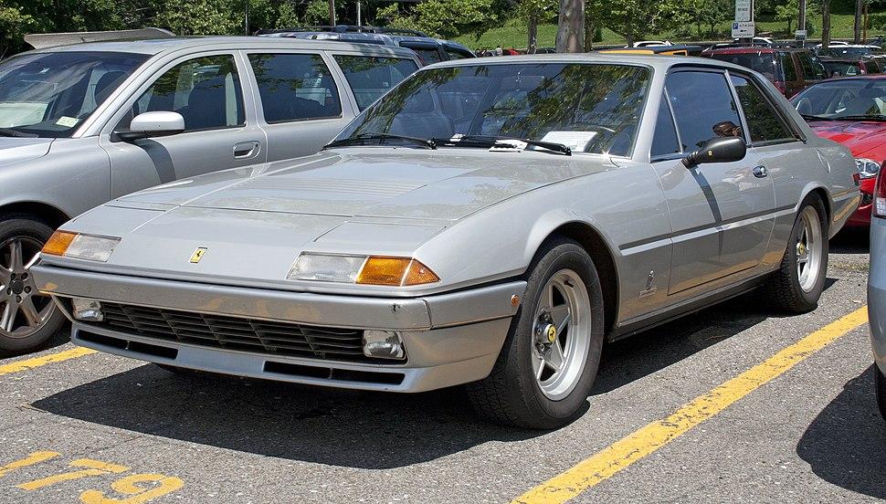 1983 Ferrari 400i 5-spd