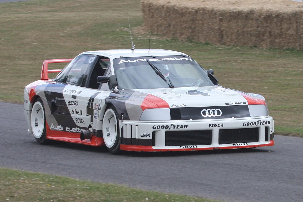Audi 90 Quattro Imsa Gto Wikipedia