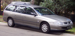 Holden Commodore VT Kombi (1997–2000)