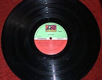 1st Round (album) - 1st Round (label)