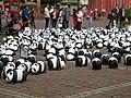 2. Aufnahme Universitätsplatz Heidelberg, es gibt nur noch 1600 Pandabären auf der Erde.JPG