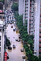 2001 臺北市納莉水災之聚高避淹 September Flood in Taipei, TAIWAN - 15.jpg