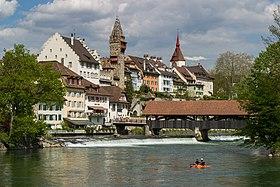Bremgarten old town