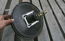 Brake Booster From A Geo Storm