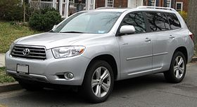2008-2010 Toyota Highlander Limited -- 03-16-2012.JPG