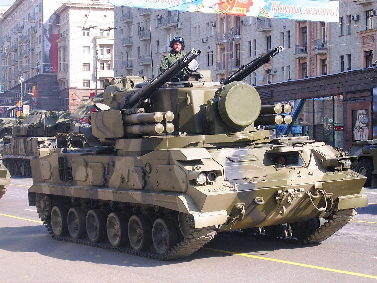 Resultado de imagen para Tunguska-M