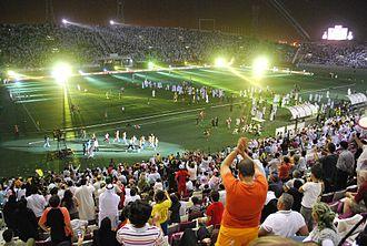 Sport in Qatar - Qatar Emir Cup in 2009