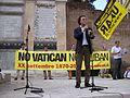 2010-09-19 Roma manifestazione XX settembre Mario Staderini speaking 2.jpg