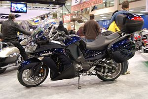 2010 Kawasaki Concours 14 at the 2009 Seattle International Motorcycle Show 3.jpg