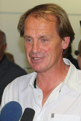 Markus Wasmeier - Wasmeier in July 2011