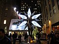 2011 Swarovski star Rockefeller Center Manhattan NYC.jpg