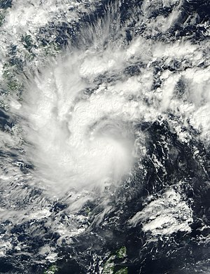 Tropical Storm Washi - Image: 2011 Washi