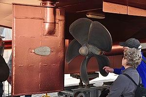 2012 'Tag der offenen Werft' - ZSG Werft Wollishofen - Panta Rhei (Wartung) 2012-03-24 14-42-40.JPG