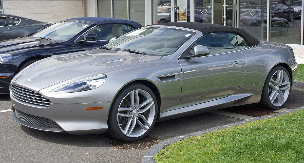 Aston Martin Car Rental Los Angeles