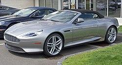 Aston Martin Virage Volante (2011–2012)