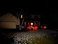 2012 Christmas Lights on Round Table Way - panoramio.jpg