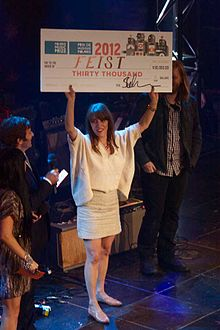2012 Polaris Prize Winner Feist.jpg