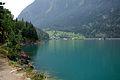 2013-08-08 09-04-19 Switzerland Kanton Graubünden Le Prese Le Prese.JPG