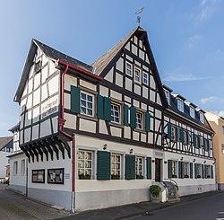 2013-09-24 Weinhaus Weinmühle, Lindenstraße 7, Königswinter-Oberdollendorf IMG 1033.jpg