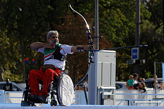 Para-archery classification