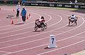 2013 IPC Athletics World Championships - 26072013 - Catherine Debrunner of Switzerland during the Women's 400M - T53 second semifinal 15.jpg