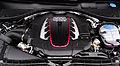 2014 Audi S6 Avant C7 Typ 4G V8 4.0 TFSI S tronic quattro Facelift Motorraum.jpg