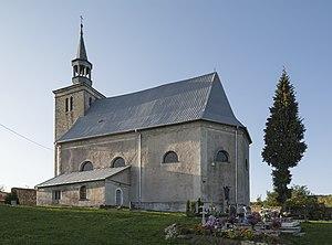 Łężyce, Lower Silesian Voivodeship - Image: 2014 Kościół św. Marii Magdaleny w Łężycach, 09