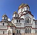 2014 Nowy Aton, Monaster Nowy Athos (15).jpg