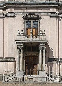 2014 Nysa, zespół klasztorny jezuitów, kościół 06.JPG