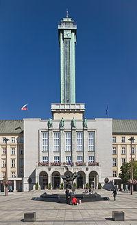 New Town Hall, Ostrava