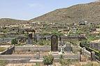 2014 Prowincja Ararat, Cmentarz obok klasztoru Chor Wirap (07).jpg