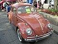 2014 Rolling Sculpture Car Show 17 (1958 Volkswagen Beetle).jpg