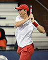 2014 US Open (Tennis) - Qualifying Rounds - Andreas Beck (15057884575).jpg