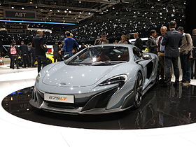 Image illustrative de l'article McLaren 650 S