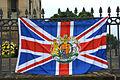 2015-06-20 200 Jahre Schlacht bei Waterloo, Welfenbund, The Royal British Legion, Hannover, Waterloosäule, (49).JPG