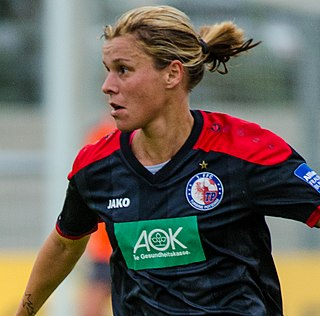 Patricia Hanebeck German footballer