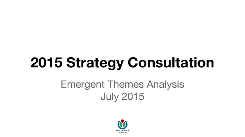 File:2015 Strategy Consultation Report.pdf