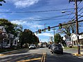 2016-10-29 12 34 44 View west along Virginia State Route 7 Business (Main Street) at Hatcher Avenue in Purcellville, Loudoun County, Virginia.jpg