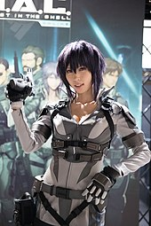 Ghost In The Shell Stand Alone Complex First Assault Online Wikipedia