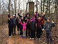 2016 First Day Hike - Trailblazing Together Team (24072572632).jpg
