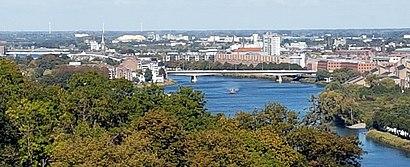 Hoe gaan naar Maastricht met het openbaar vervoer - Over de plek