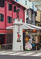 2016 Singapur, Chinatown, Wejście do ulicy Smitha - Chinatown Food Street (03).jpg