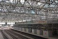 2016 at Carlisle railway station - train shed refurbishment (01).JPG