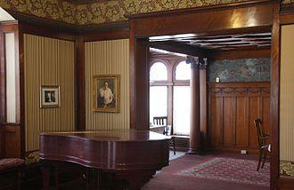 Hormel Historic Home - First floor interior