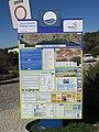 2018-02-02 Information board, Praia do Castelo, Albufeira.JPG