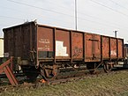 2018-03-02 (212) Old freight wagon without RIC-number at Bahnhof St. Valentin.jpg