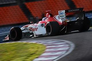 Nick Cassidy New Zealand racing driver