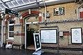 2018 at Lewes station - main exit.JPG